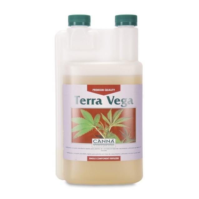 Terra Vega 1 L de Canna Fertilizante de crecimiento