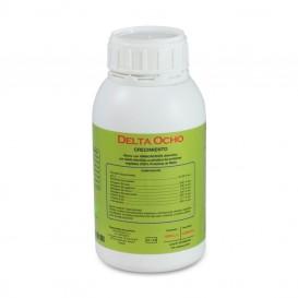 Delta 8 500 ml de Cannabiogen Estimulador orgánico de crecimiento