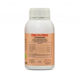 Delta 10 500 ml de Cannabiogen PK engorde orgánico