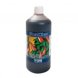 FloraMicro agua blanda 1 L de Terra Aquatica - GHE General Hidroponics