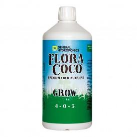 FloraCoco Grow 1 L de Terra Aquatica - GHE General Hidroponics