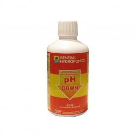 Ph - Down 500 ml de Terra Aquatica - GHE General Hidroponics