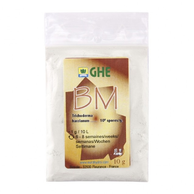 Bioponic Mix 10 g de Terra Aquatica – GHE General Organics Microorganismos