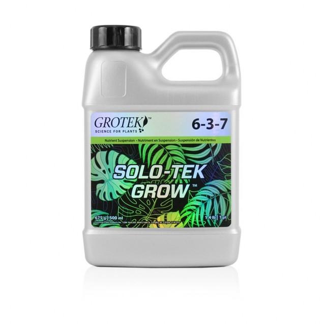 Solo-Tek Grow 500 ml de Grotek Fetilizante de crecimiento