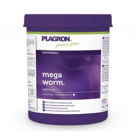 Mega Worm 1 L de Plagron Humus de lombriz