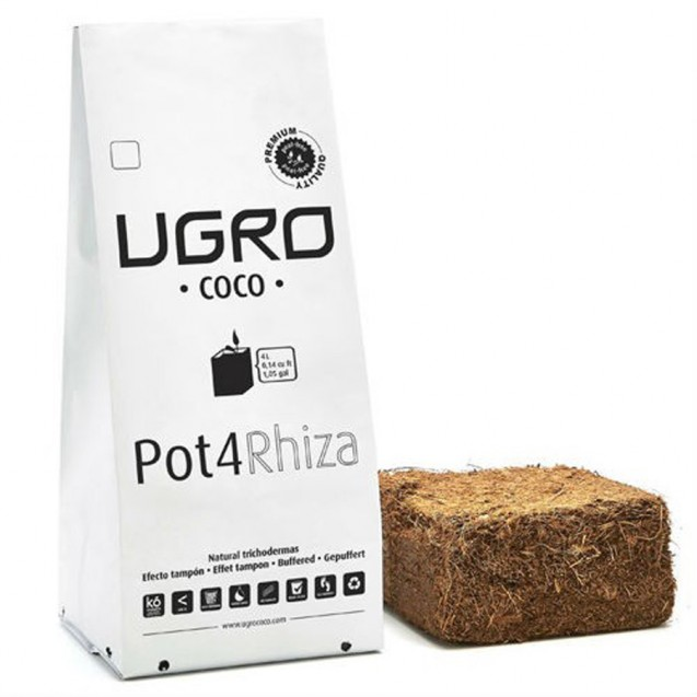 Coco Pot4 Rhiza 4 L U-Grow
