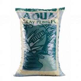 Arcilla expandida arlita Aqua Clay Peebles 45 L de Canna