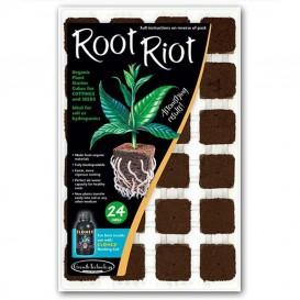 Bandeja Root Riot 24 alveolos