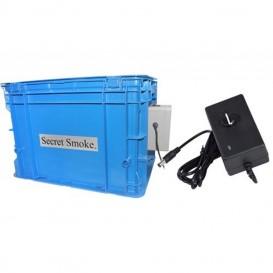 Lavadora de extracción en seco Secret Box con velocidad regulable