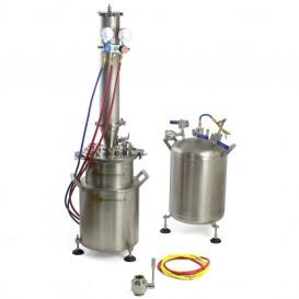 Máquina de extracción en circuito cerrado HempTools 500 g