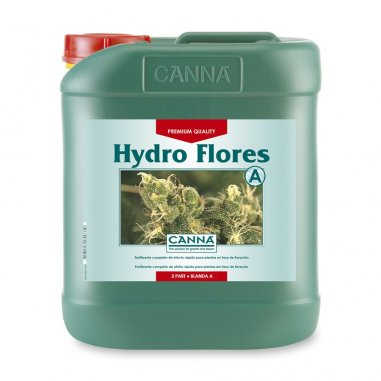 Hydro Flores A+B de Canna agua blanda o dura