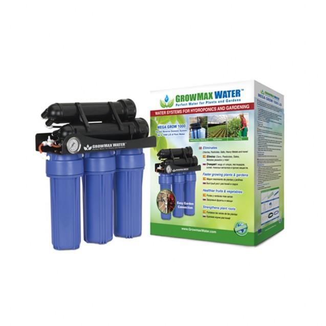 Filtro de ósmosis inversa Growmax Water Mega Grow 1000 L/día