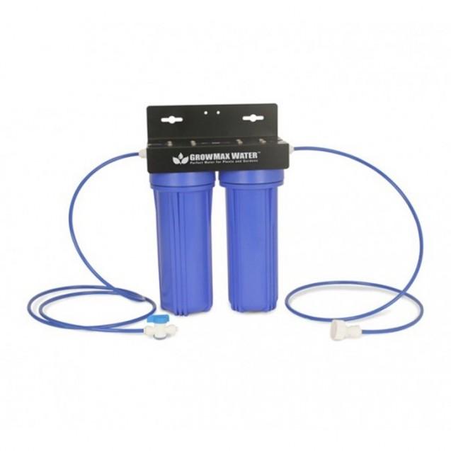 Filtro de agua cloro y sedimentos Growmax