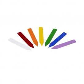 Etiquetas de colores Grower´s Edge