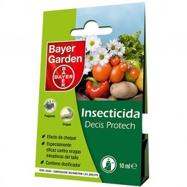 Insecticida Bayer Decis Protech 10 ml