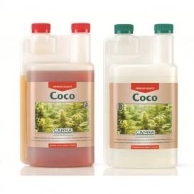 Coco A+B de Canna Fertilizante