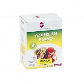 Fungicida ecológico Belpron azufre micronizado 500 g
