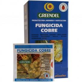 Fungicida ecológico Greendel cobre en polvo 30 g