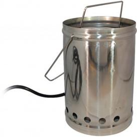 Quemador - Sublimador de azufre