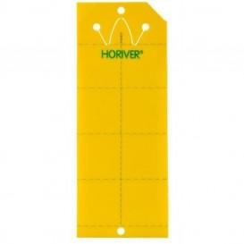 Trampas adhesivas amarillas...