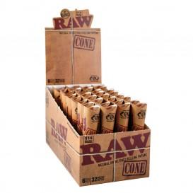 Papel Raw conos 1.1/4 6 u....