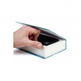 Caja libro de ocultación...