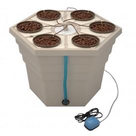 Sistema hidropónico GHE EcoGrower Max