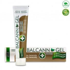 Crema con CBD Balcann gel...