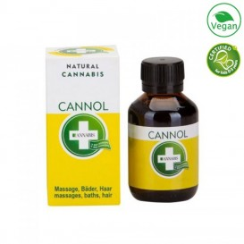 Cannol oil de Annabis