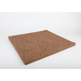 Manta estera de coco prensado 58 x 51 x 3 cm