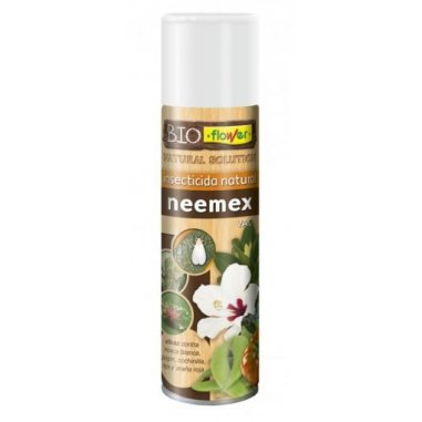 Bio insecticida natural en aerosol Neemex 500 ml