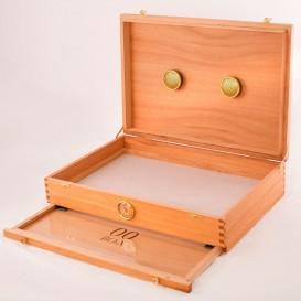 Caja curado de cedro rojo 00 Box grande 32 x 46