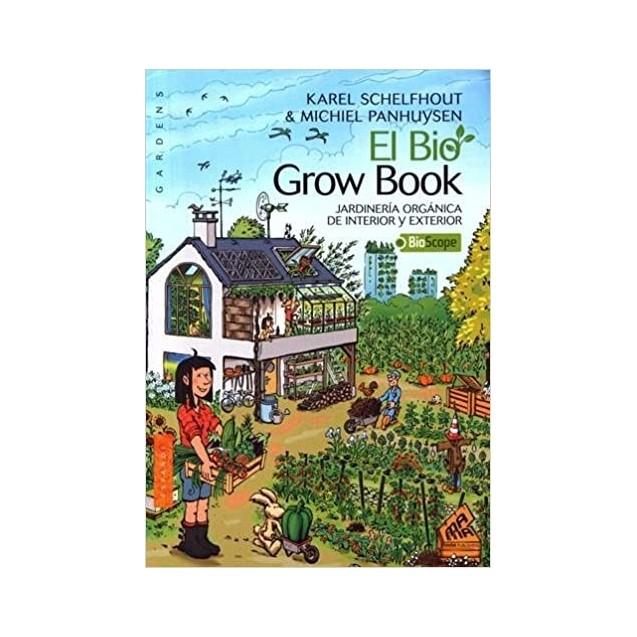 Libro El Bio grow book - Cultivo Orgánico
