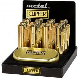 Mechero Clipper de metal...