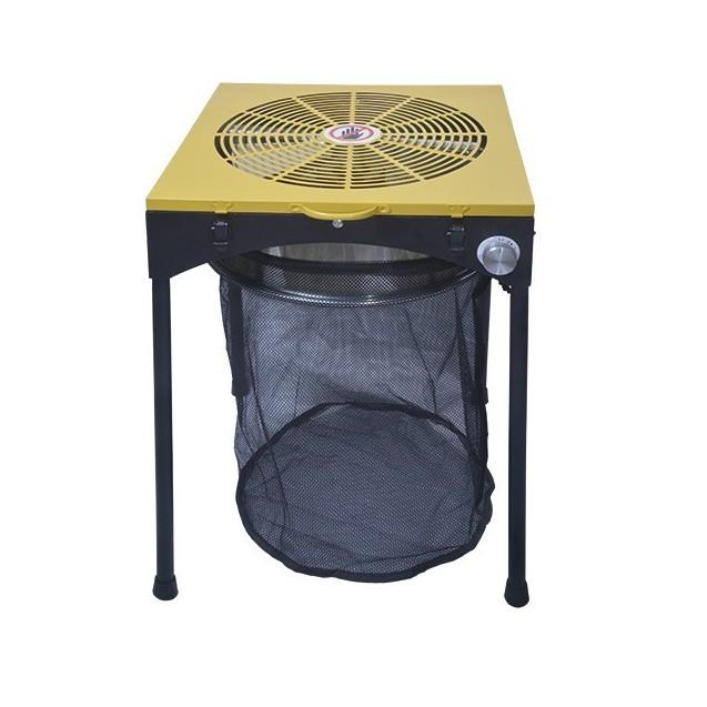 Peladora Table Trimmer 46 x 46 cm alto 64,5 cm