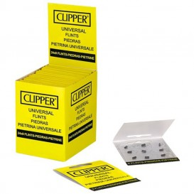 Piedras Clipper Blister de 9 u