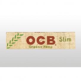 Papel OCB Slim orgánico ultra-fino 50 u