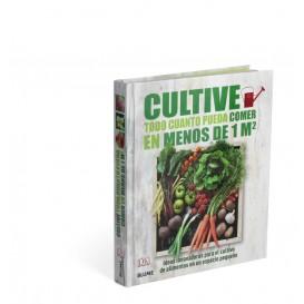 Libro: Cultive cuanto pueda poner en menos de 1m2
