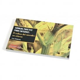 Libro: Manual práctico para enteraos cultivo en interior