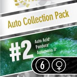 Auto Collection Pack #2 de Paradise Seeds