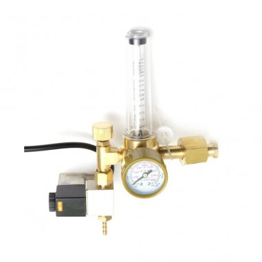 CO2eValve dosificador de CO2 con electroválvula