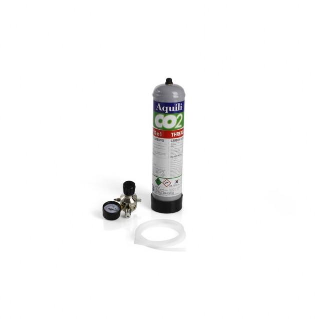 kit de CO2 con bomba desechable VDL