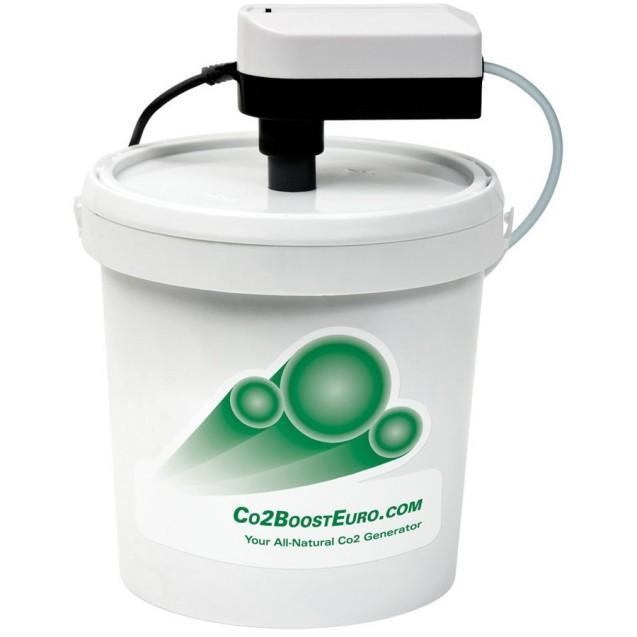 Generador de CO2 CO2Boost completo
