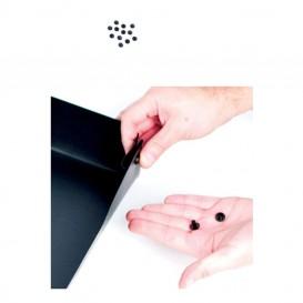 Rivet de 5 mm para bandeja Roll tray