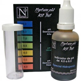 Test de pH líquido Neptune Hydroponics