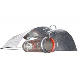 Reflector Cooltube 125 mm con alas ajustables