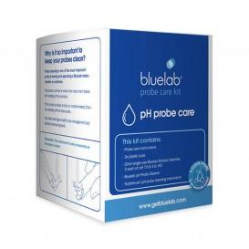 Kit de limpieza y calibración de electrodo pH Bluelab