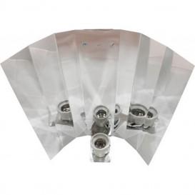 Reflector para CFL liso