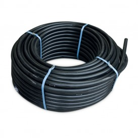 Microtubo de riego flexible 10 mm 25 m