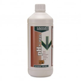 Ph - Down Grow 38% 1 L de Canna Regulador para crecimiento